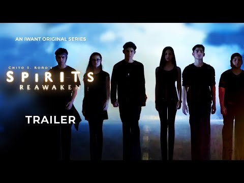 SPIRITS REAWAKEN - Trailer | iWant Original Series