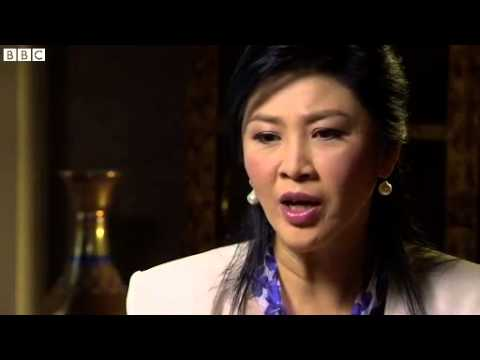 Thai Prime Minister Yingluck Shinawatra Interview with the