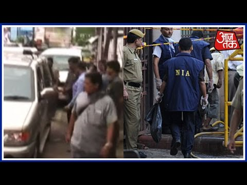 Shatak Aaj Tak: NIA Busts ISIS Module, Detains 11 From Hyderabad