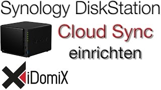 synology diskstation dsm 6 cloud sync einrichten dropbox onedrive etc