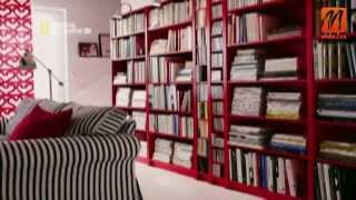 ИКЕА в Украине, мебель для кабинета, робочего места, Billy книжный стеллаж купить Одесса(MOBILI.ua | http://mobili.ua/kabinet_c Мебель для кабинета руководителя и офиса от шведской компании ИКЕА в Украине по..., 2014-03-12T16:46:29.000Z)