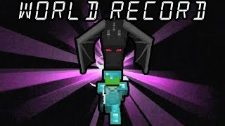Dream - Minecraft 1.15 World Record Reaction