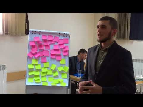 """Young Activist"" Project: Workshop in Gyumri, Shirak region, Davit Abdalyan"