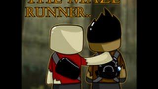 Roblox Game Adventure Episode 4 The Maze Runner!!!