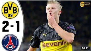 Highlights | Dortmund 2-1  PSG | UEFA CHAMPIONS LEAGUE