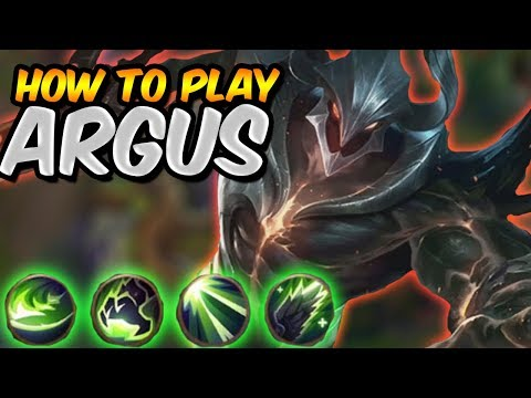 Mobile Legends In-Depth Guide: Argus Tips & Tricks