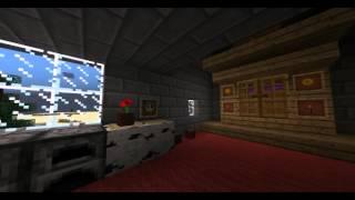 Хроники Нарнии Minecraft фильм. трейлер