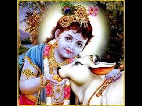 Krishna Janmashtami Arti choti choti Gaiya