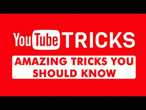 10 Amazing YouTube Tricks You Should Be Using Right Now