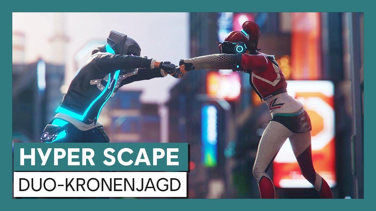 Hyper Scape: Duo-Modus-Trailer