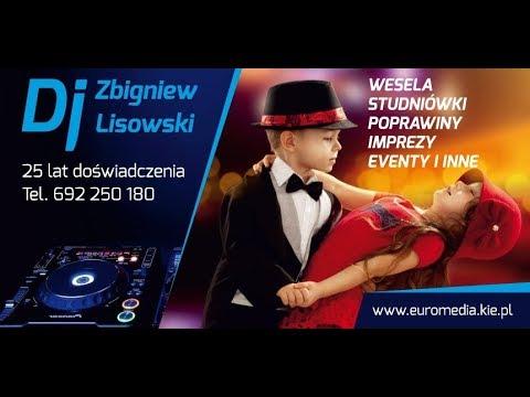 Dj Zbyszek Lisowski - 18 urodziny Hotel Grafit Kielce