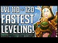 FASTEST LEVELING FROM 110-120 in Patch 8.1.5 - Level Alts FAST!