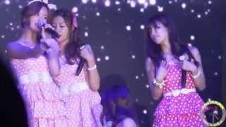 [HD.Fancam] 131025 Vizit Korea 2013 In SG - A-Pink Lovely Day