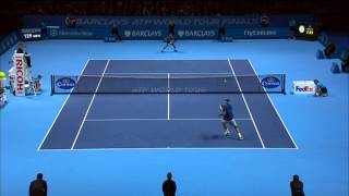 Hot Shot in London: Roger Federer vs. Juan Martin del Potro