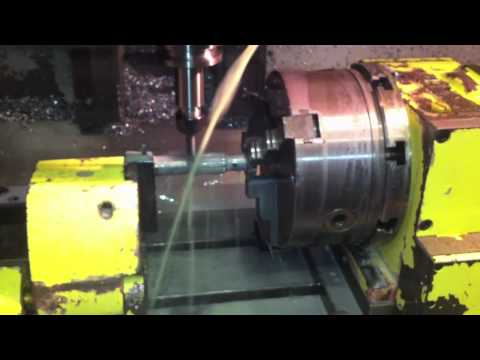 AMF Precision Engineering - Drive shaft end machining