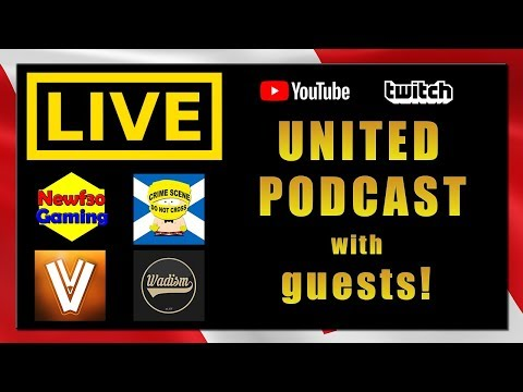 United Podcast - May 13 2018