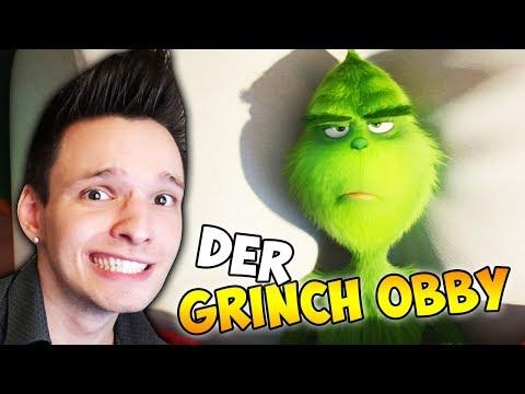 DER GRINCH WILL WEIHNACHTEN ZERSTÖREN !! | Roblox
