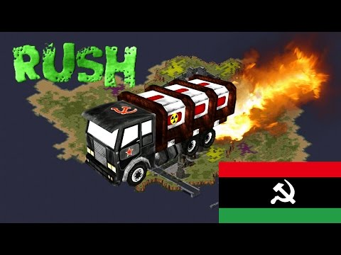 Libya demolition truck Rush Red Alert 2 Yuri's Revenge