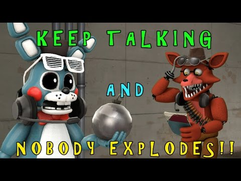 KEEP TALKING AND RYE WON'T EXPLODE!! || Part 1