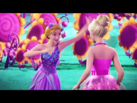 Barbie et la porte secr te tu es l hd - Barbie et la porte secrete film complet ...