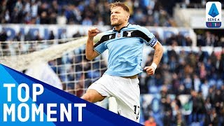 Immobile Scores a Brilliant Hat-Trick! | Lazio 5-1 Sampdoria | Top Moment | Serie A TIM