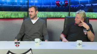 Dave Mackay gives high praise for Zander Clark