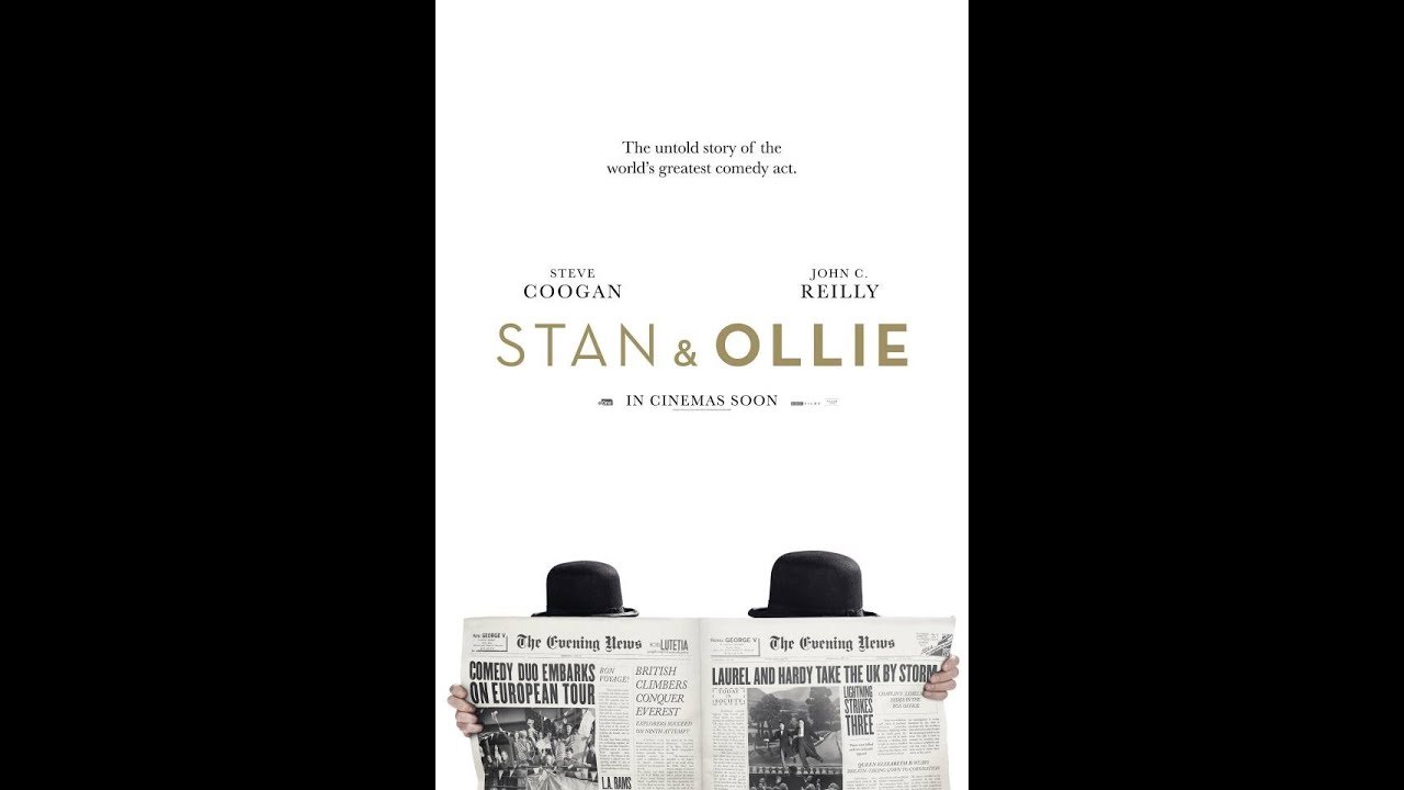 Stan and Ollie - Movie Review