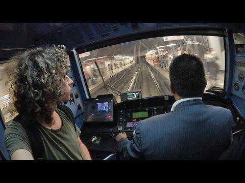 ¿Cuántos mueren en el metro? | UN DÍA CON UN CONDUCTOR
