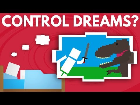 How Can You Control Your Dreams?