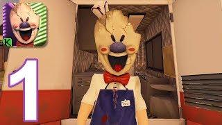 ice Scream: Horror Adventure - Gameplay Walkthrough Part 3 - New Update 1.1 (iOS, Android)