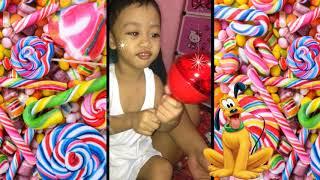 Big lollipop surprise! (CHUPACHUPS)