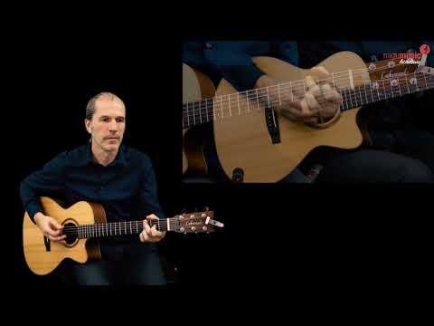 Ich will dich anbeten / Here I am to worship / Begleitversion Gitarre