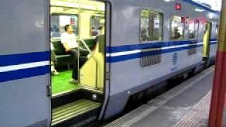 20110428@台鐵EMU400型電聯車 自動門關閉(ドア閉)!!
