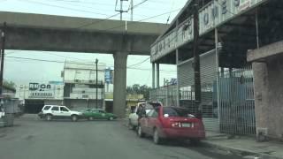 Persecución y Detención Camaro en Monterrey, México 22/04/2015 PERSECUTION AND CAPTURE BADOFICIAL