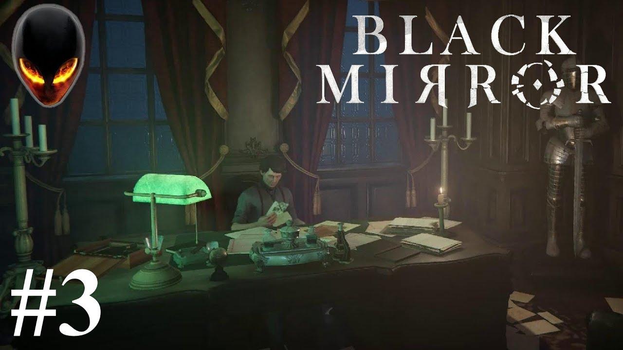 Download Black Mirror [FR] Chapitre 1 C: Bureau de la bibliothèque et Bureau du Maître - Walkthrough 3