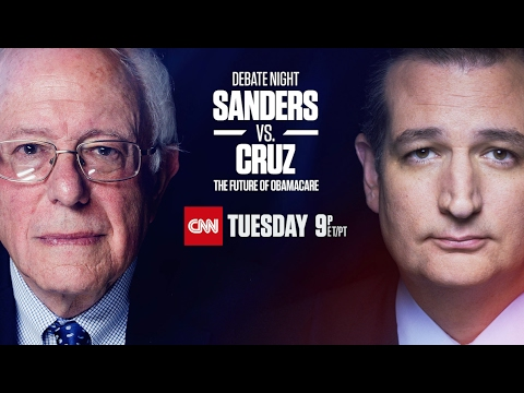 Will Bernie Sanders Destroy Ted Cruz Tonight?