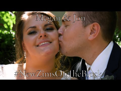 Megan and Jon Zimmerman's Wedding // #NewZimsOnTheBlock