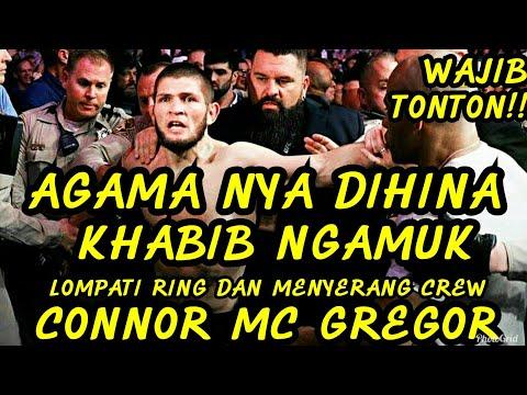 Conor McGregor vs Khabib Nurmagomedov | Khabib NGAMUK Pukuli Crew Conor McGregor