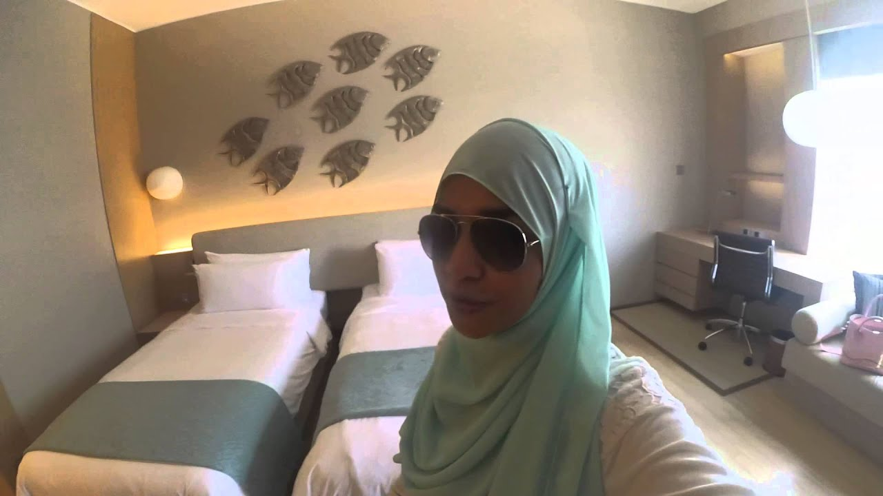 Hotel Jen Puteri Harbour Room Tour Youtube