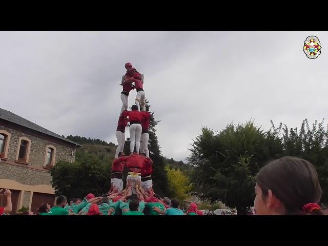 3d6 Castellers Alt Maresme @ Martinet (06/10/2019)