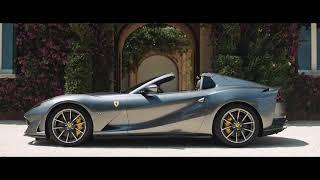 Ferrari 812 GTS 官方影片