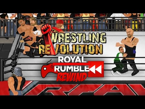 Royal Rumble Rewind - Wrestling Revolution