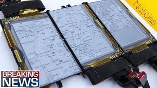 Así podrían ser las pantallas de smartphone en un futuro