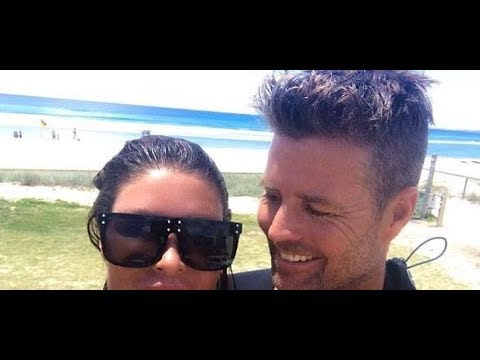 Pete Evans reveals baby news with wife Nicola Robinson