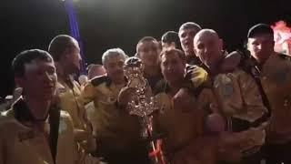 """""""8 лет Astana Arlans"""". Документальный фильм о боксерском клубе"""