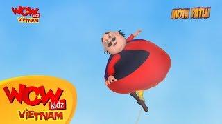Motu Patlu Superclip 61 - Hai Chàng Ngốc - Cartoon Movie - Cartoons For Children