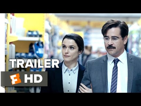 The Lobster Official Trailer #1 (2016) -  Jacqueline Abrahams, Roger Ashton-Griffiths Movie HD thumbnail