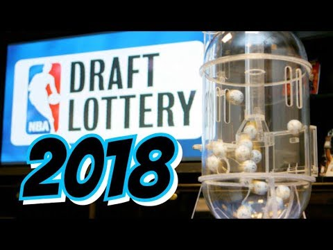 LOTTERY DRAFT NBA 2018 EN RDT