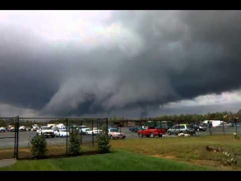 Tornado Video Charles City, VA.3gp