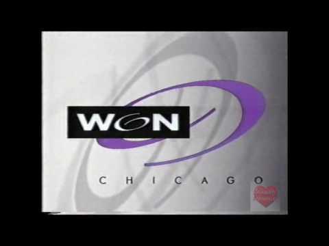 WGN Chicago | Ident | 1996